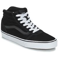鞋子 儿童 高帮鞋 Vans 范斯 VWM WARD HI 黑色