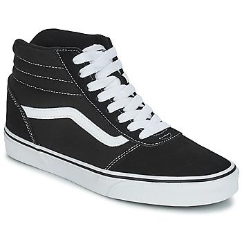 鞋子 兒童 高幫鞋 Vans 范斯 V MN WARD H 黑色