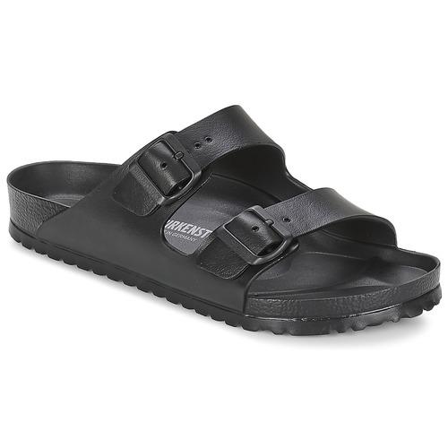 鞋子 男士 休闲凉拖/沙滩鞋 Birkenstock 勃肯 ARIZONA EVA 黑色