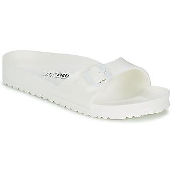 鞋子 男士 休闲凉拖/沙滩鞋 Birkenstock 勃肯 MADRID EVA 白色