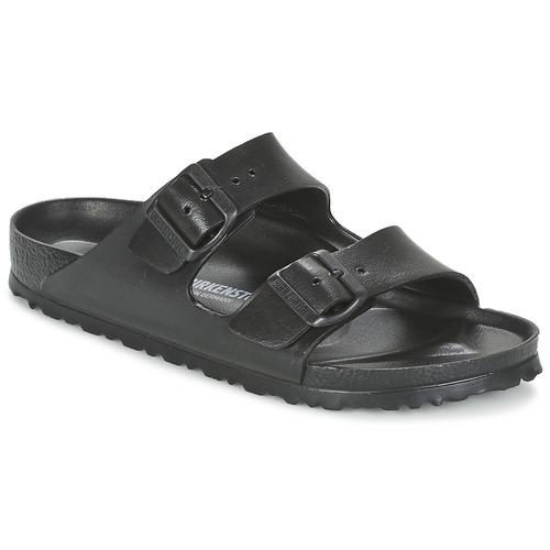 鞋子 女士 休闲凉拖/沙滩鞋 Birkenstock 勃肯 ARIZONA EVA 黑色