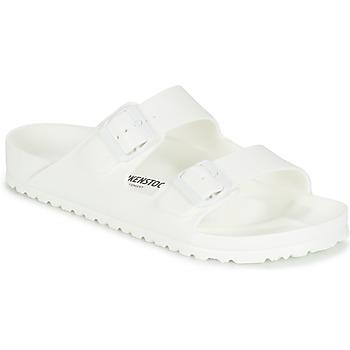 鞋子 男士 休闲凉拖/沙滩鞋 Birkenstock 勃肯 ARIZONA EVA 白色