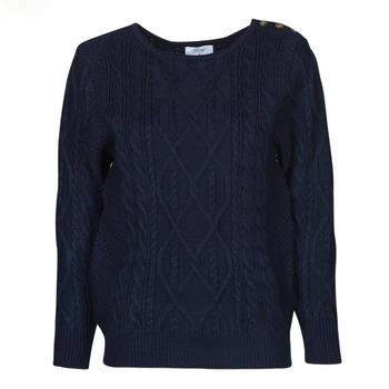 衣服 女士 羊毛衫 Betty London JEDRO 海藍色