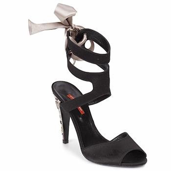鞋子 女士 凉鞋 Charles Jourdan MADNESS 黑色 / 沙色