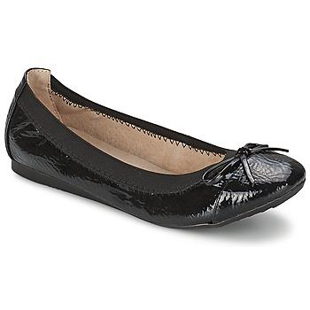 鞋子 女士 平底鞋 Moony Mood BOLALA 黑色 / Verni