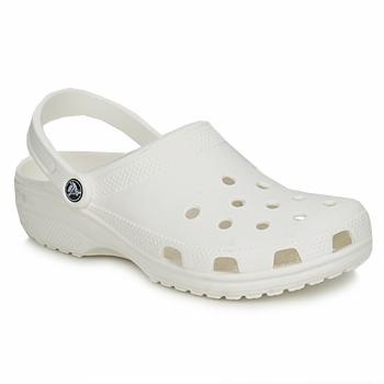 鞋子 洞洞鞋/圆头拖鞋 crocs 卡骆驰 CLASSIC 白色