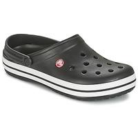 鞋子 洞洞鞋/圆头拖鞋 crocs 卡骆驰 CROCBAND 黑色