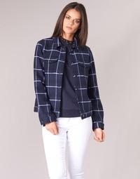衣服 女士 外套/薄款西服 Maison Scotch VELERIANS 海蓝色