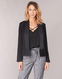 衣服 女士 外套/薄款西服 Maison Scotch BOUKOUM 黑色