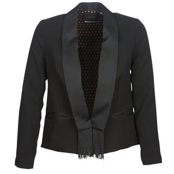 衣服 女士 外套/薄款西服 Scotch & Soda BOUKOUM 黑色
