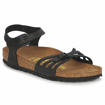 鞋子 女士 凉鞋 Birkenstock 勃肯 BALI 黑色 /  mat