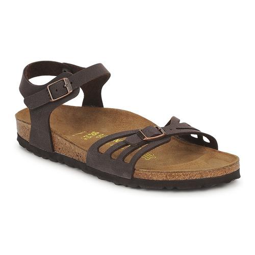 鞋子 女士 凉鞋 Birkenstock 勃肯 BALI 棕色