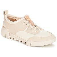 鞋子 女士 球鞋基本款 Clarks 其乐 Tri Spirit 白色 / Combi
