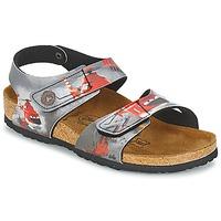 鞋子 女孩 凉鞋 Birki's BARI  planes / 迪士尼