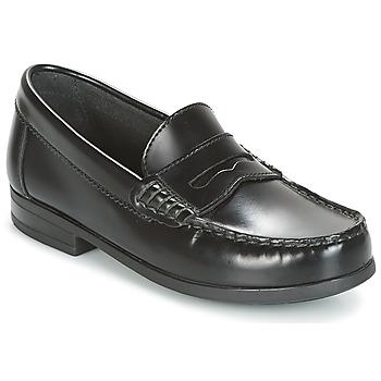 鞋子 儿童 皮便鞋 Start Rite PENNY 2 黑色