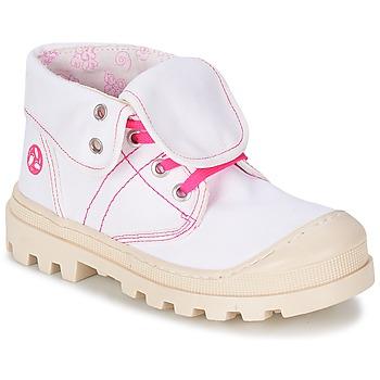 鞋子 女孩 短筒靴 Citrouille et Compagnie BASTINI 白色