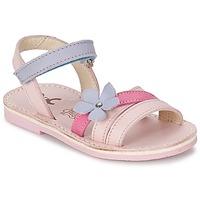 鞋子 女孩 凉鞋 Citrouille et Compagnie ERTUNA 多彩