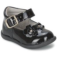 鞋子 女孩 平底鞋 Citrouille et Compagnie ASKO 黑色