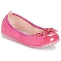 鞋子 女孩 平底鞋 Citrouille et Compagnie MIXOUBET 紫红色