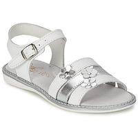 鞋子 女孩 凉鞋 Citrouille et Compagnie KATAGUE 白色