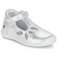 鞋子 女孩 平底鞋 GBB MARGOT Vte / 银色