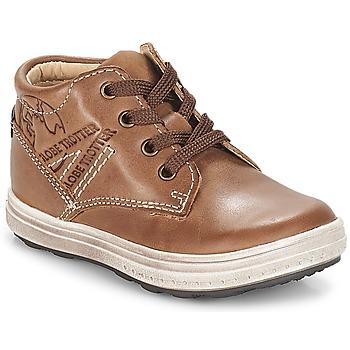 鞋子 男孩 球鞋基本款 GBB NINO Vte / 棕色