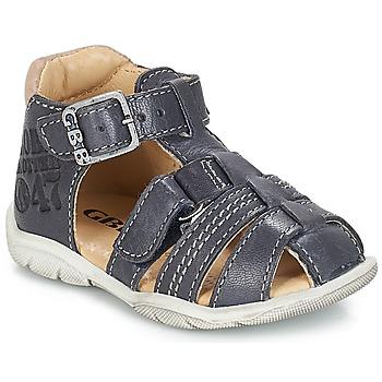 鞋子 男孩 球鞋基本款 GBB PRIGENT Vte / 海蓝色