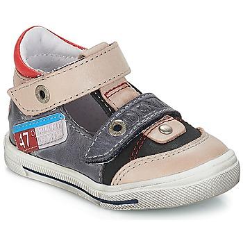 鞋子 男孩 球鞋基本款 GBB PEPINO Vte / 雪白色