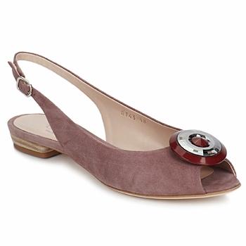 鞋子 女士 凉鞋 Fericelli PITOUCLI 浅黄色 / 紫色