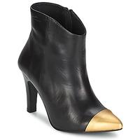 鞋子 女士 短靴 Pastelle ARIEL 黑色-金色