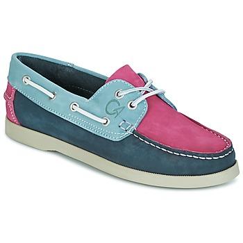 鞋子 女士 船鞋 Casual Attitude RATAKO 紫红色 / 灰色 / 海蓝色