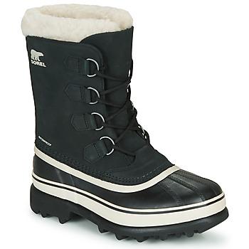 鞋子 女士 雪地靴 Sorel CARIBOU 黑色