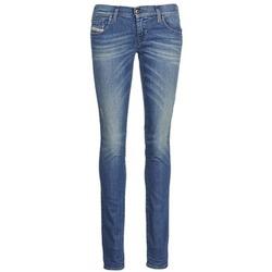 衣服 女士 紧身牛仔裤 Diesel 迪赛尔 GRUPEE 蓝色