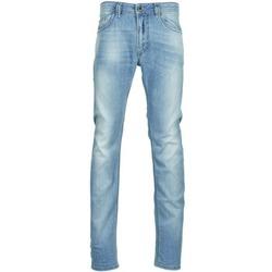 衣服 男士 紧身牛仔裤 Diesel 迪赛尔 THAVAR 蓝色 / 米色