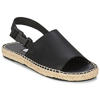鞋子 女士 凉鞋 Miista STEPH 黑色