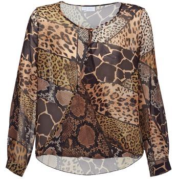 衣服 女士 女士上衣/罩衫 Alba Moda ANINA 棕色