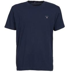 衣服 男士 短袖体恤 Gant SOLID 海蓝色