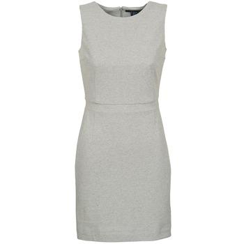 衣服 女士 短裙 Gant L. JERSEY PIQUE 灰色