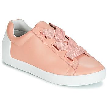 鞋子 女士 球鞋基本款 Ash 艾熙 NINA 裸色