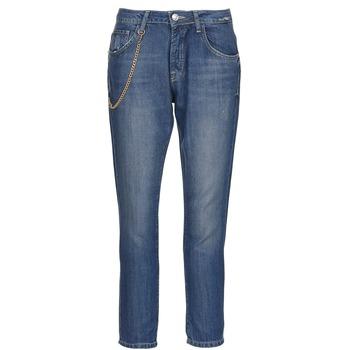 衣服 女士 直筒牛仔裤 Gaudi AANDALEEB 蓝色 / Edium