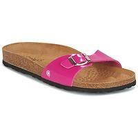 鞋子 女士 休闲凉拖/沙滩鞋 Casual Attitude CHASTO 紫红色 / 黑色