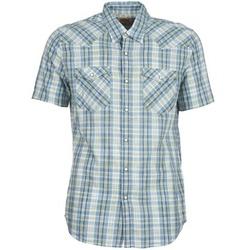 衣服 男士 短袖衬衫 Levi's 李维斯 WOVENS 蓝色