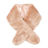 纺织配件 女士 围巾/披肩 André CARIBOU 玫瑰色