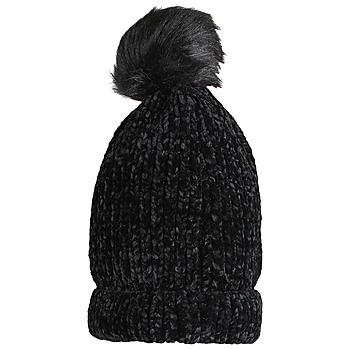紡織配件 女士 毛線帽 André AURORE 黑色