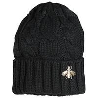 纺织配件 女士 毛线帽 André ROSALIE 黑色