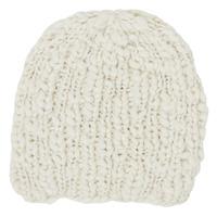 纺织配件 女士 毛线帽 André MARGUERITE 浅米色