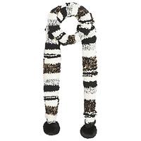 纺织配件 女士 围巾/披肩 André JUSTINE 黑色