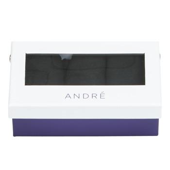 紡織配件 男士 短筒襪 André YVAN 黑色