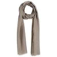 紡織配件 女士 圍巾/披肩 André ZOLIE 灰褐色