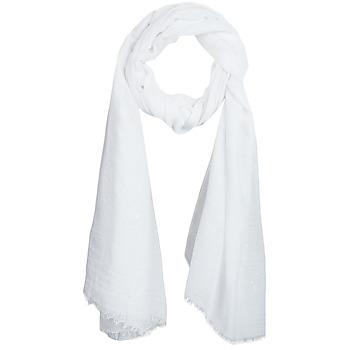 紡織配件 女士 圍巾/披肩 André ZOLIE 白色